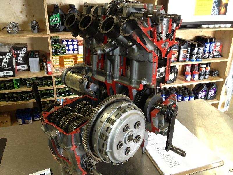 Four Stroke Engines • Wolfe Worx Motorcycle & Machine