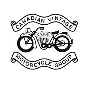 canadian vintage motorcycle group logo
