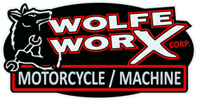 Wolfe Worx Motorcycle and Machine