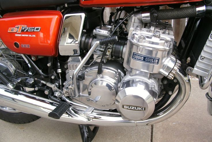 Two Stroke Engine • Wolfe Worx Motorcycle & Machine