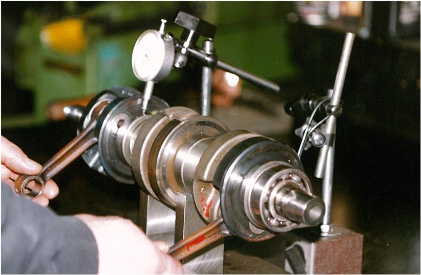 Crank Shafts • Wolfe Worx Motorcycle & Machine